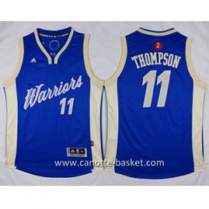 Maglie nba 2015-2016 Natale Golden State Warriors Klay Thompson #11