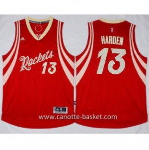 Maglie nba 2015-2016 Natale Houston Rockets James Harden #13