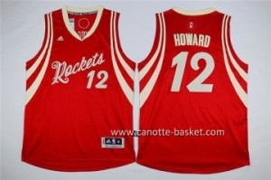 Maglie nba 2015-2016 Natale Houston Rockets Dwight Howard #12
