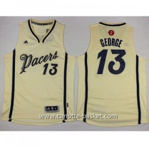 Maglie nba 2015-2016 Natale Indiana Pacers Paul George #13