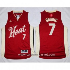 Maglie nba 2015-2016 Natale Miami Heat Goran Dragic #7