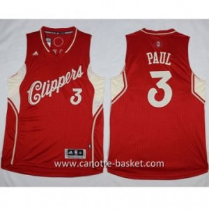 Maglie nba bambino Los Angeles Clippers Chris Paul #3 rosso