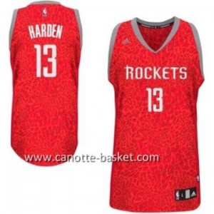 Maglie nba swingman Houston Rockets James Harden #13