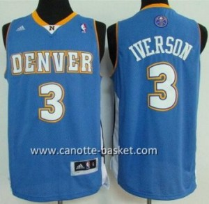 Maglie nba Denver Nuggets Ty Lawson #3 blu