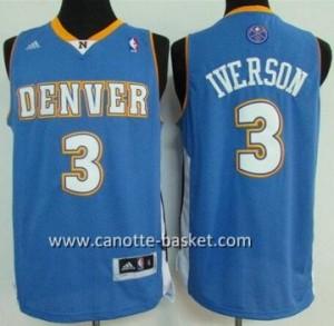 Maglie nba Denver Nuggets Ty Lawson #3 blu