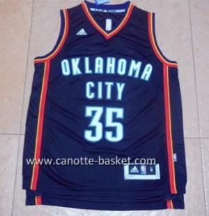 Maglie nba Oklahoma City Thunde Kevin Durant #35 blu