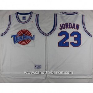 Maglie Space Jam Michael Jordan #23 bianco