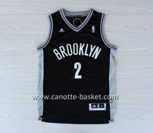 Maglie nba Brooklyn Nets Kevin Garnett #2 nero
