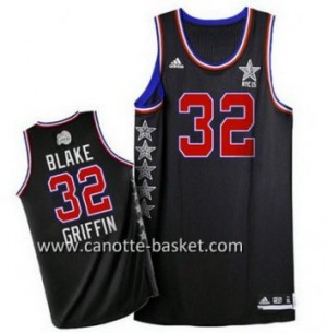 Maglie 2015 All-Star Blake Griffin #32 nero