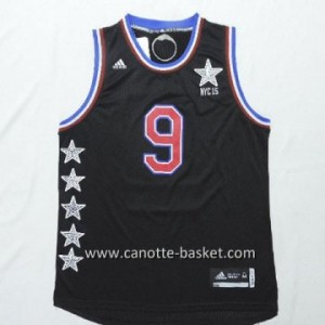 Maglie 2015 All-Star Rajon Rondo #9 nero