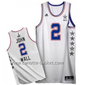 Maglie 2015 All-Star John Wall #2 bianco