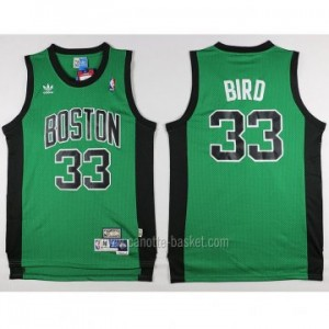 Maglie nba Boston Celtics verde Larry Bird #33