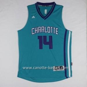 Maglie nba Charlotte Hornet Michael Kidd-Gilchrist #14 verde