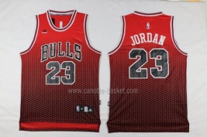 Maglie nba Chicago Bulls Michael Jordan #23 deriva rosso