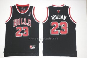 Maglie nba Chicago Bulls nero Michael Jordan #23