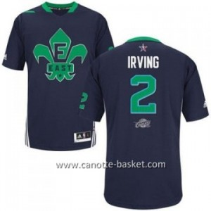 Maglie 2014 All-Star Kyrie Irving #2blu