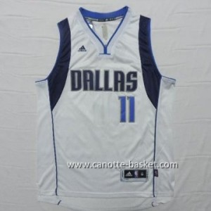 Maglie nba Dallas Mavericks Monta Ellis #11 bianco