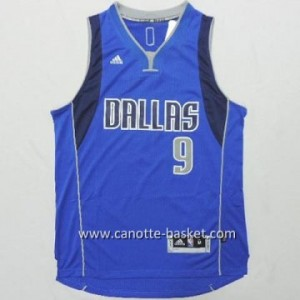 Maglie nba Dallas Mavericks Rajon Rondo #9 blu