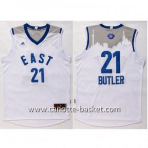 Maglie 2016 East All-Star Jimmy Butler #21 bianco