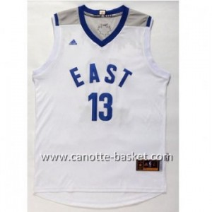 Maglie 2016 East All-Star Paul George #13 bianco
