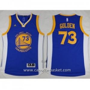 Maglie nba Golden State Warriors Golden #73 blu