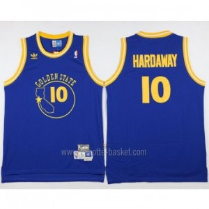 Maglie nba Golden State Warriors Penny Hardaway #10 blu Retro