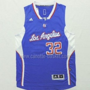 Maglie nba Los Angeles Clippers Blake Griffin #32 blu 14-15 stagione