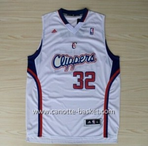 Maglie nba Los Angeles Clippers Blake Griffin #32 bianco