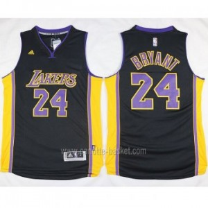 Maglie nba Los Angeles Lakers Kobe Bryant #24 nero nuovo