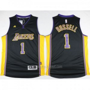 Maglie nba Los Angeles Lakers Terence Bussell #1 nero
