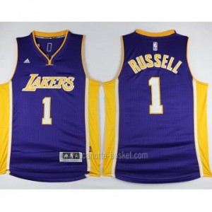 Maglie nba Los Angeles Lakers Terence Bussell #1 porpora nuovo
