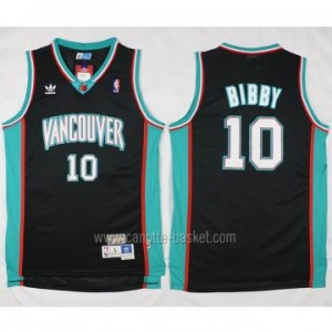 Maglie nba Memphis Grizzlies Mike Bibby #10 nero