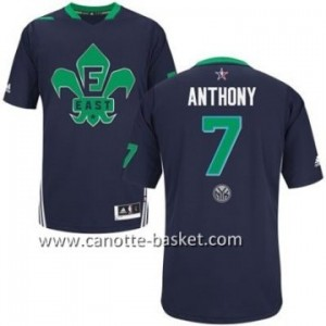 Maglie 2014 All-Star Carmelo Anthony #7 blu