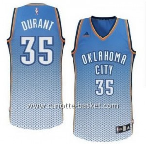 Maglie nba San Oklahoma City Thunde Kevin Durant #35 Resonate Fashion