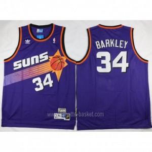 Maglie nba Phoenix Suns porpora Charles Barkley #34