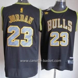 Maglie nba Chicago Bulls Michael Jordan #23 Relampago