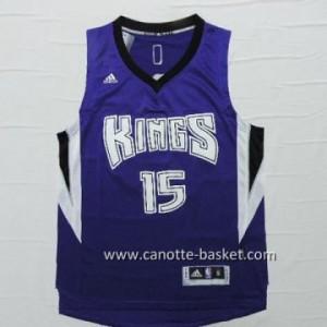 Maglie nba Sacramento Kings DeMarcus Cousins #15 porpora