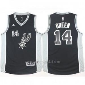 Maglie nba San Antonio Spurs Danny Green #14 nero 2016 stagione