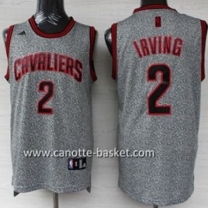 Maglie nba Cleveland Cavaliers Kyrie Irving #2 Statico Fashion