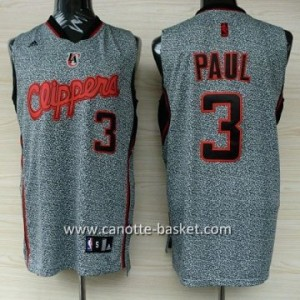 Maglie nba Los Angeles Clippers Chris Paul #3 Statico Fashion