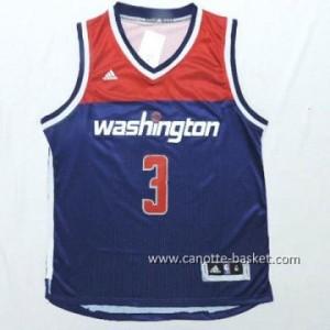 Maglie nba Washington Wizards Bradley Beal #3 blu