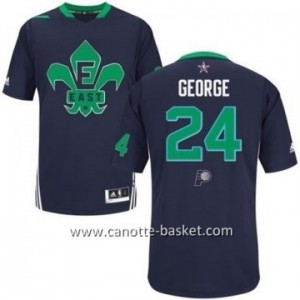 Maglie 2014 All-Star Paul George #24 blu