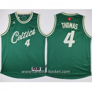 Maglie nba bambino Boston Celtics Isaiah Thomas #4 2016 Natale