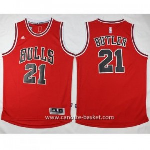 Maglie nba bambino Chicago Bulls Jimmy Butler #21 rosso