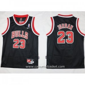 Maglie nba bambino Chicago Bulls Michael Jordan #23 nero