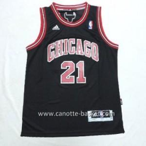 Maglie nba bambino Chicago Bulls Jimmy Butler #21 nero