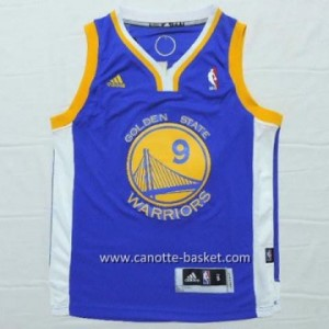 Maglie nba bambino Golden State Warriors Andre Iguodala #9 blu