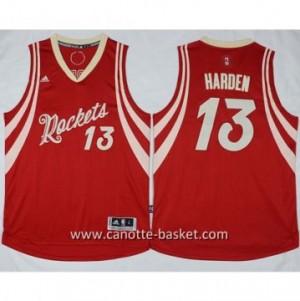 Maglie nba bambino Houston Rockets James Harden #13 rosso