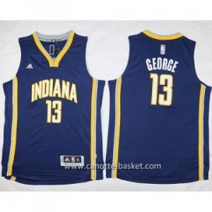 Maglie nba bambino Indiana Pacers Paul George #13 blu marino