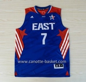 Maglie 2013 All-Star Carmelo Anthony #7 blu